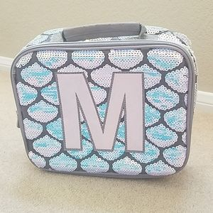 Justice mermaid lunch box